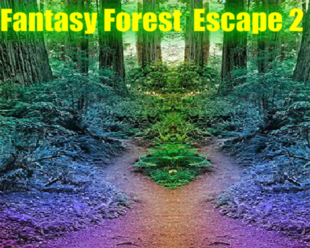 Juegos de Escape Fantasy Forest Escape 2