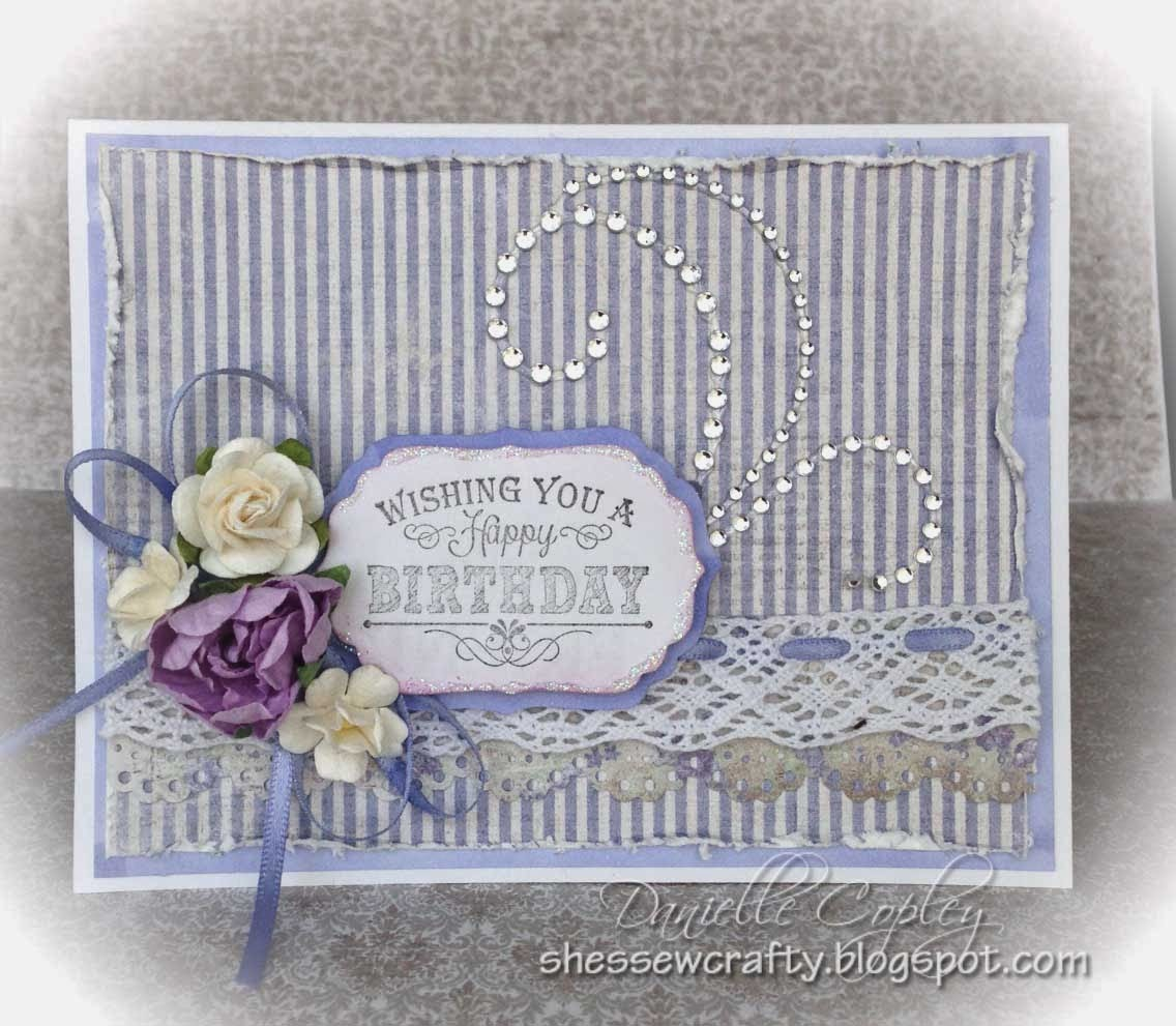 Vintage Whimsy Mini Chalkboard for Scrapbook Maven using Maja Design papers paper flowers