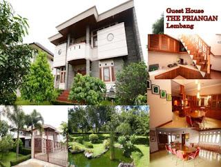 Guest House THE PRIANGAN Lembang