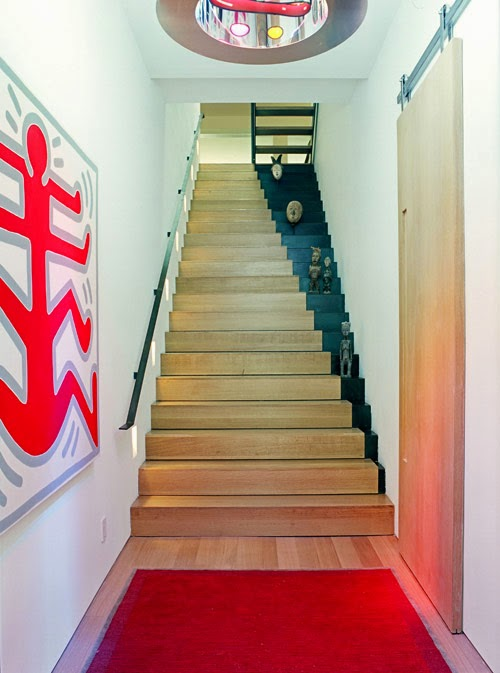 Creative Painted Stairs Ideas For Staircase Renovation