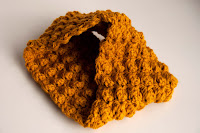 Tutorial: Sedge Stitch Cowl