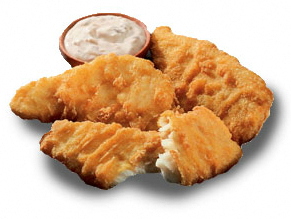 Fast food geek jack in the box sets sail with fish for Jack in the box fish and chips