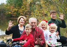 Family Christmas Photo 2011