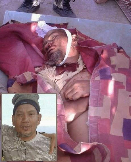 2 Gambar Mujahidin Malaysia muat di tembak kereta kebal di Syria
