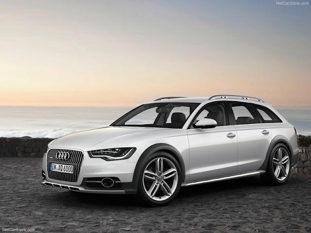фотографии Audi A6 allroad quattro