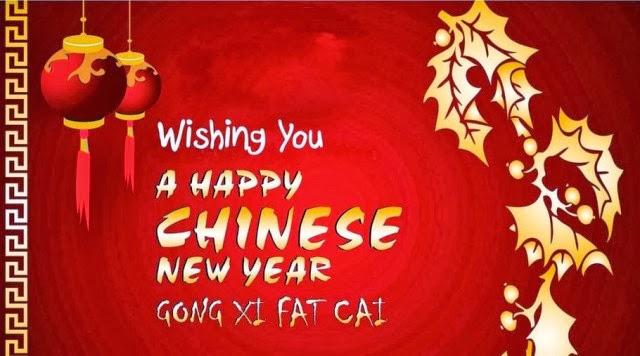Kata Kata Ucapan Selamat Tahun Baru Imlek 2015 Bahasa Indonesia, Mandarin dan Inggris