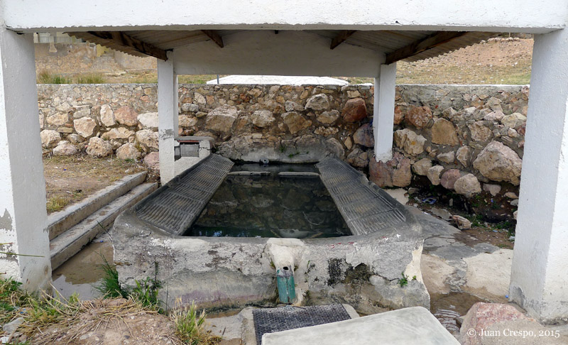 Lavadero p blico de fuente del algarrobo lavaderos p blicos - Pilas lavadero pequenas ...