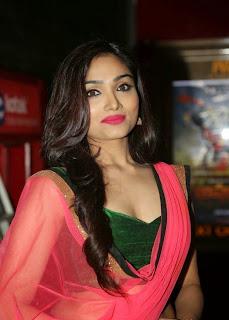 Aishwarya Devan Stills at Anekudu Movie Audio Launch 14