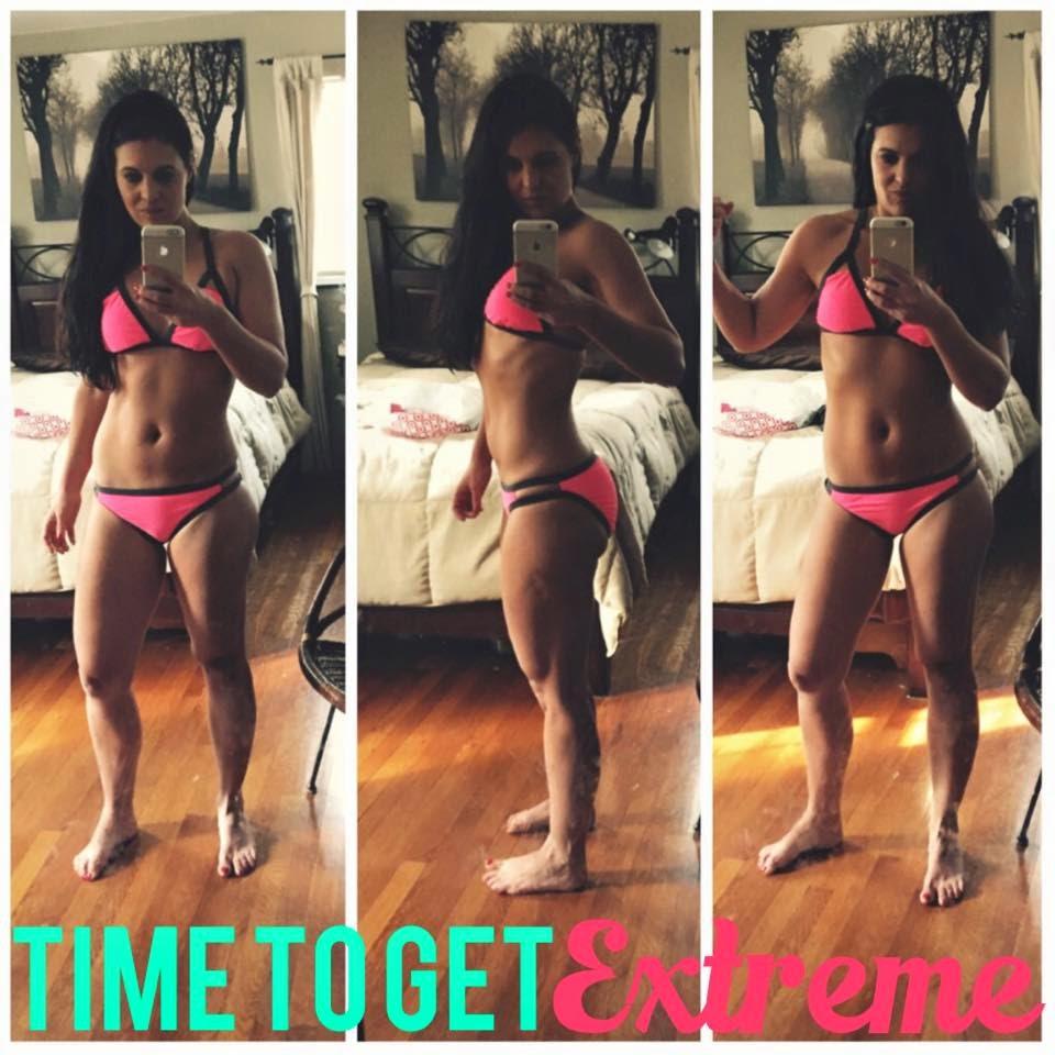 21 day fix extreme, bikini, Beachbody, travel, Alyssa Schomaker, Autumn calabrese, A fitnurse, 21 day fix extreme progress