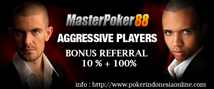 poker online terpercaya | masterpoker88| poker rekomendasi indonesia