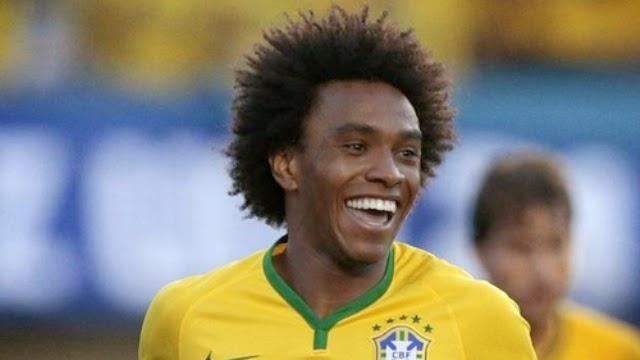 بديل نيمار في منتخب البرازيل يتعرض لإصابة في الظهر