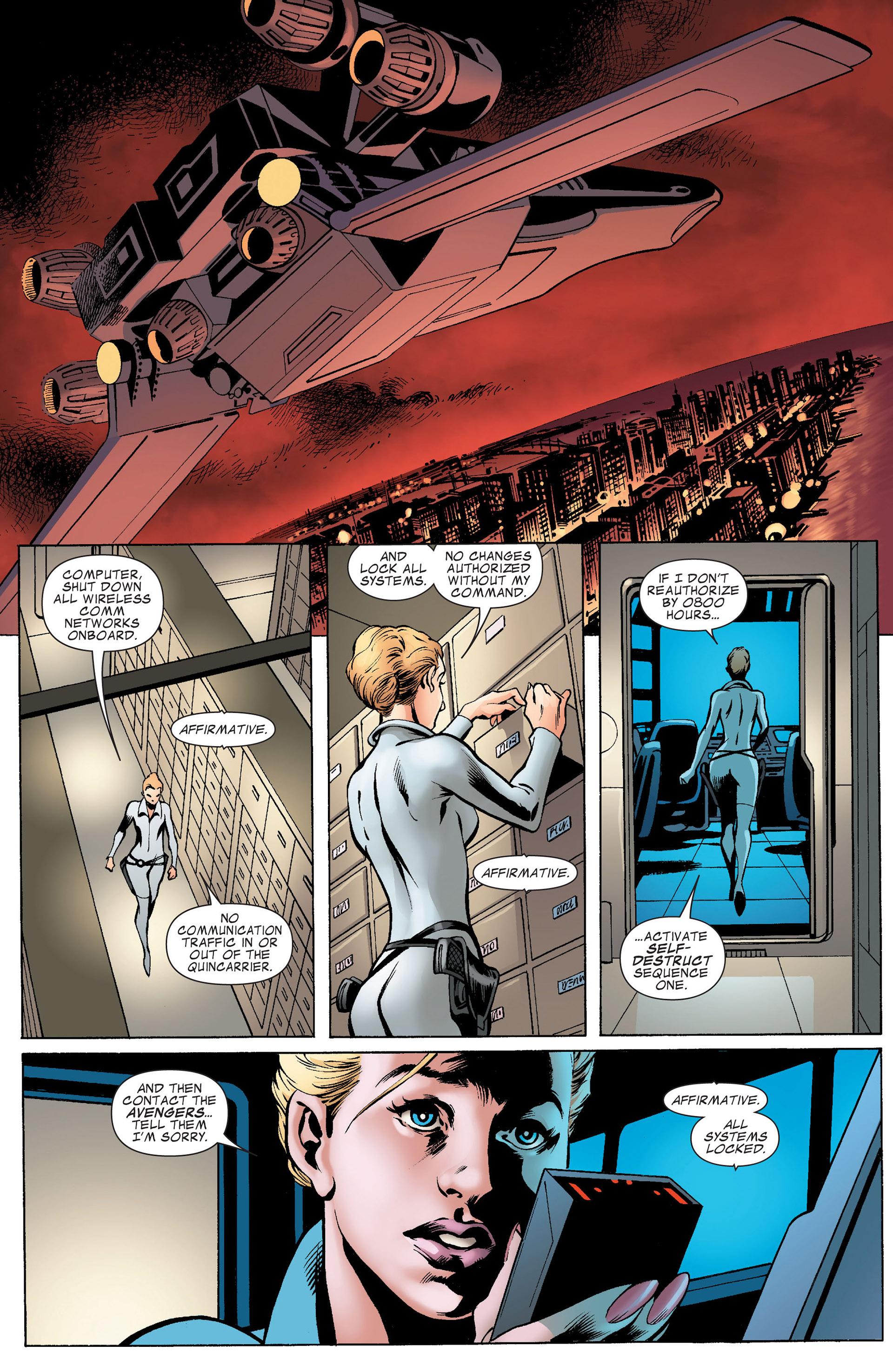 Captain America (2011) Issue #8 #8 - English 21