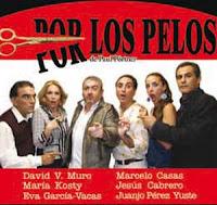 Del 9 al 19 de febrero de 2012, 'Por los pelos' en Sevilla en el Teatro Quintero