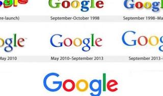 logo google,perubahan logo google
