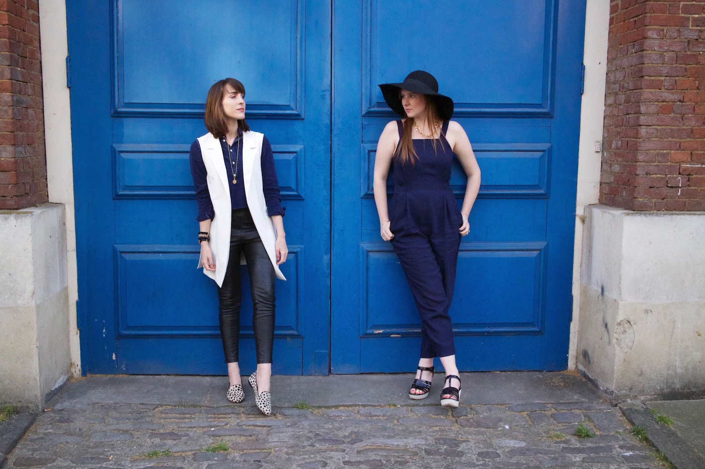 pretty posh oh my gosh blogging duo style outfit