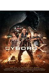 Cyborg X (2016) DVDRip Latino AC3 2.0