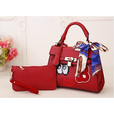 AAA DESIGNER BAG – RED