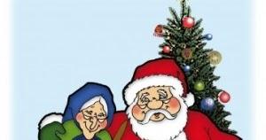 Befana E Babbo Natale.Roma Night And Day Babbo Natale E La Rivincita Della Befana