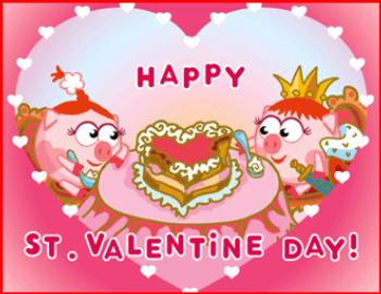 Love Heart Wallpaper Disney Valentine Cards