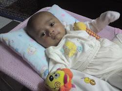 My Lil Hero 'Muhammad Iman Haikal' 16.7.11