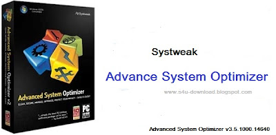 Advanced System Optimizer 3.5.1000.14640 + Crack