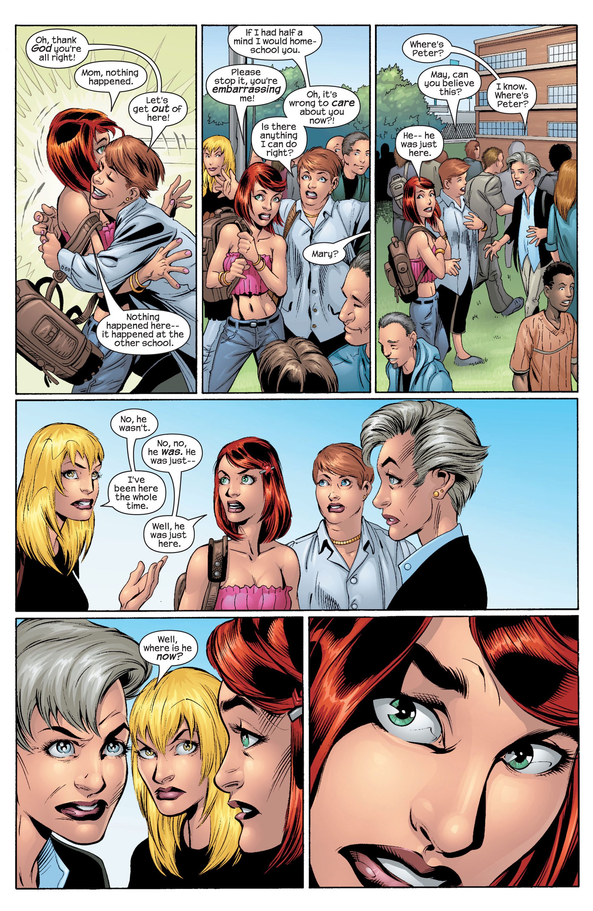 Ultimate Spider-Man (2000) Issue #43 #47 - English 14