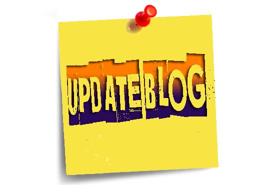 6 Situasi Bila Perlu Kerap Update Blog