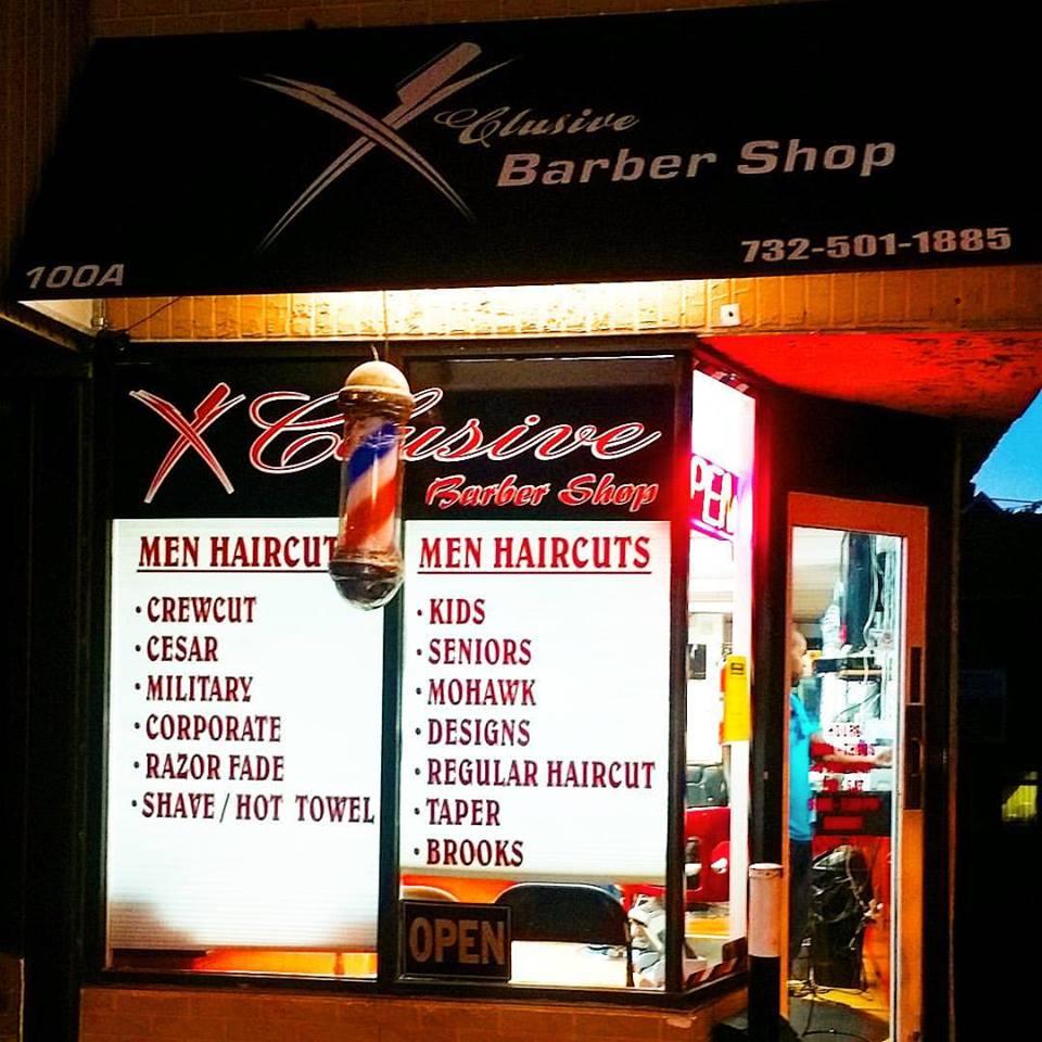 XCLUSIVE BARBER SHOP