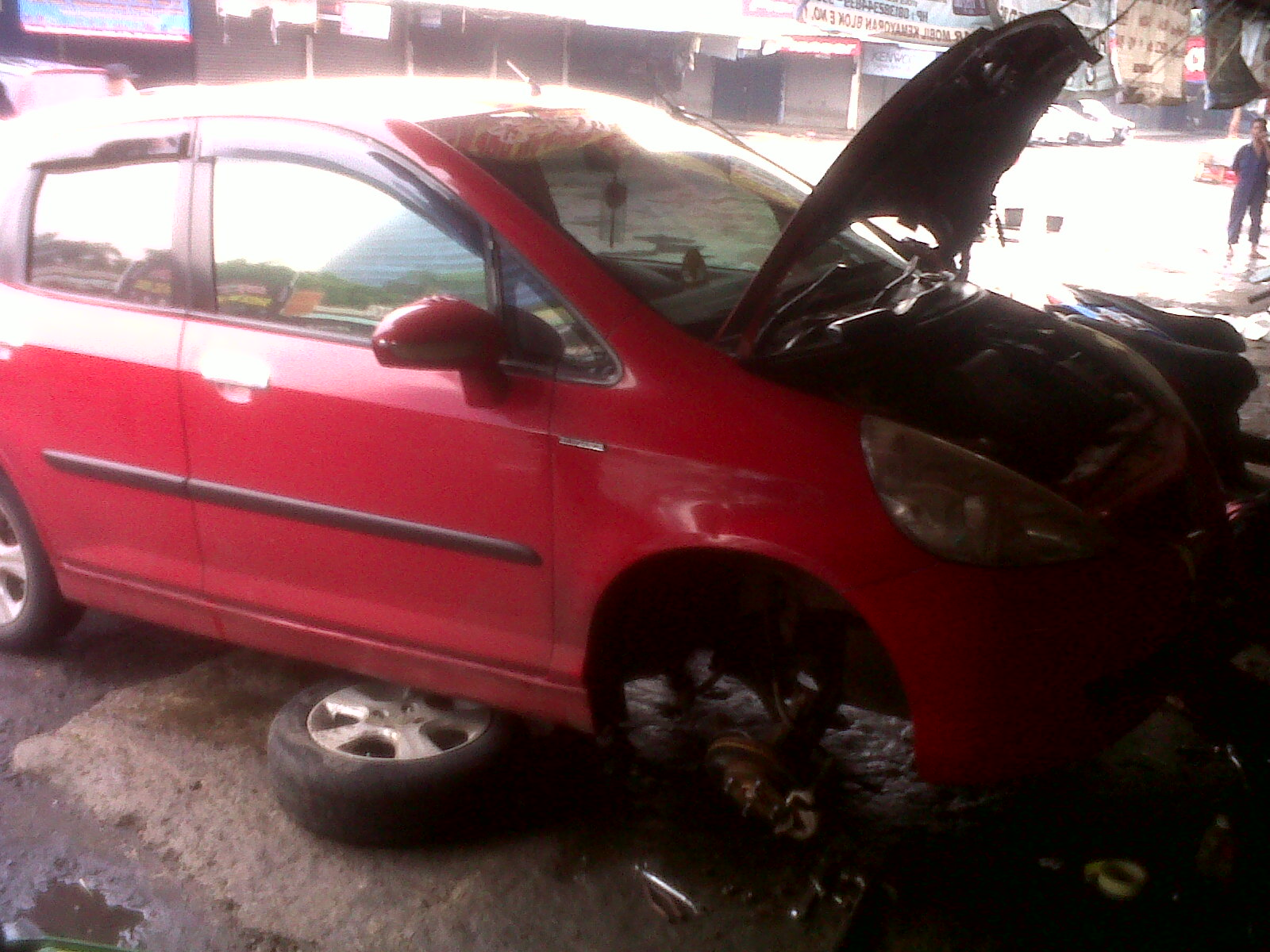 Shock Breaker & Per Mobil