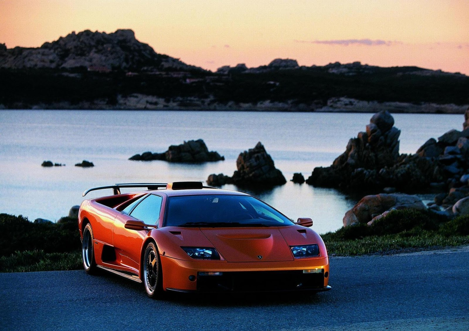 Lamborghini Diablo Gtr For Sale Car Sport