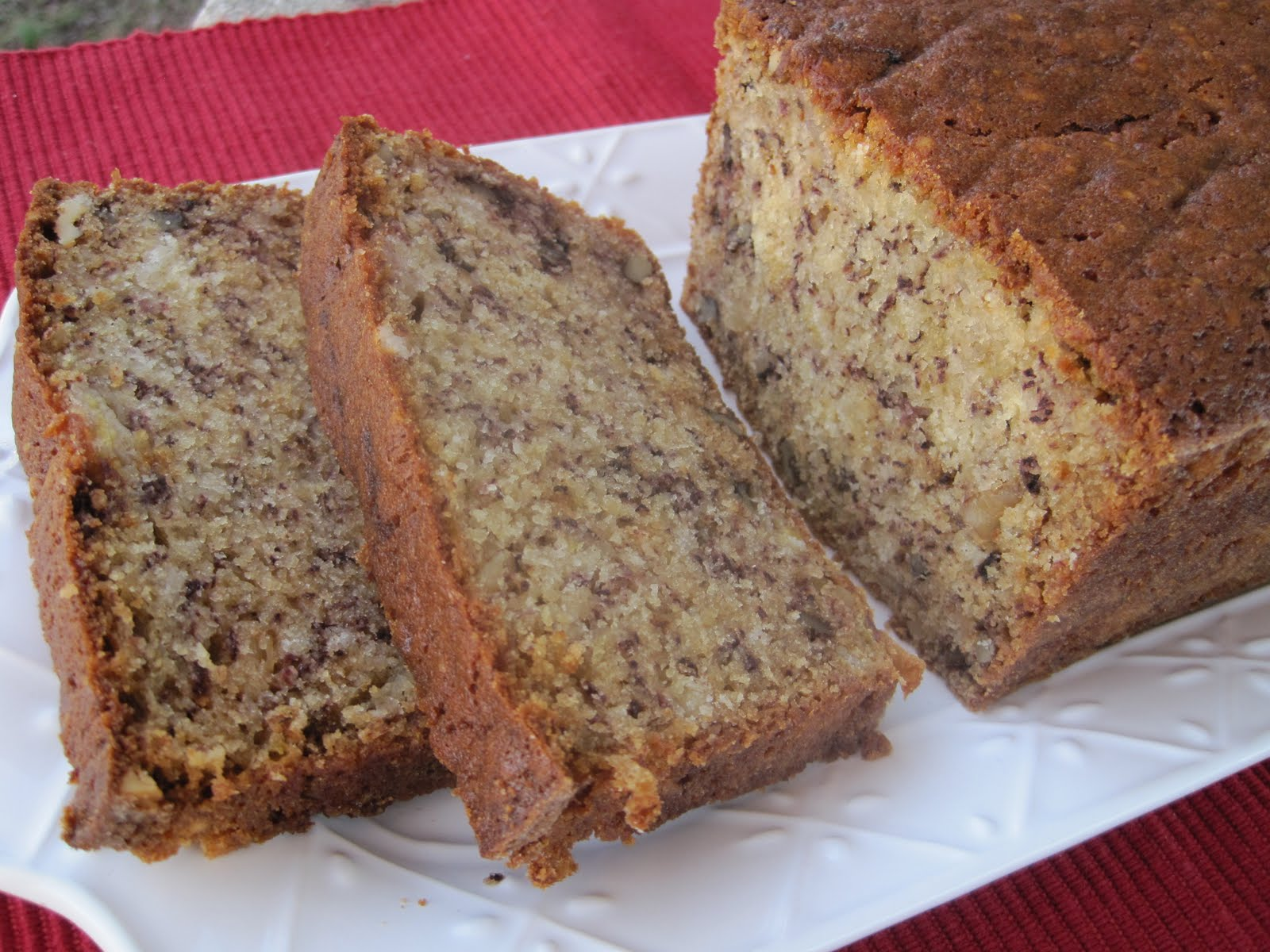 Banana Cake Recipe Without Baking Powder