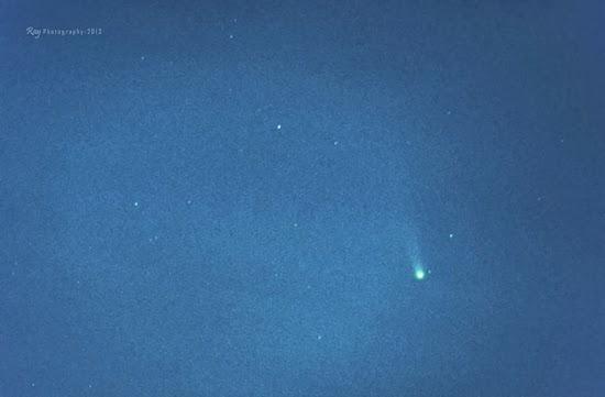 Tips Mengamati Komet ISON