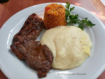 Restaurante Carro de Boi: Picanha de Cordeiro do Garimpeiro