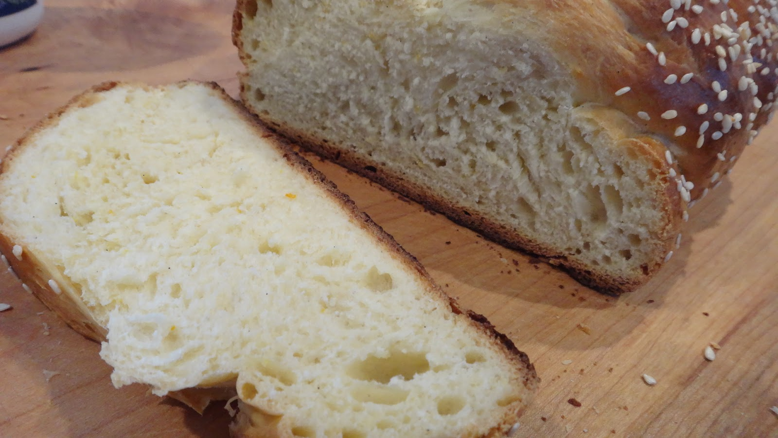 Tsoureki – Greek Easter Bread « I WANT TO COOK THAT