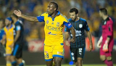 Jofre Guerrón jugador Cruz Azul