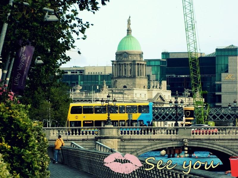 BACK TO DUBLIN