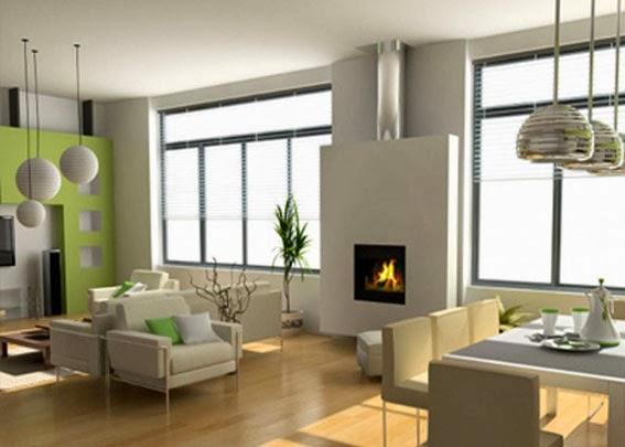cara mengimplementasikan interior ruang tamu minimalis