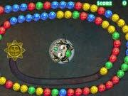 Game Bắn Bi 7 màu vòng tròn 9, chơi game ban bi vong tron 9 zuma
