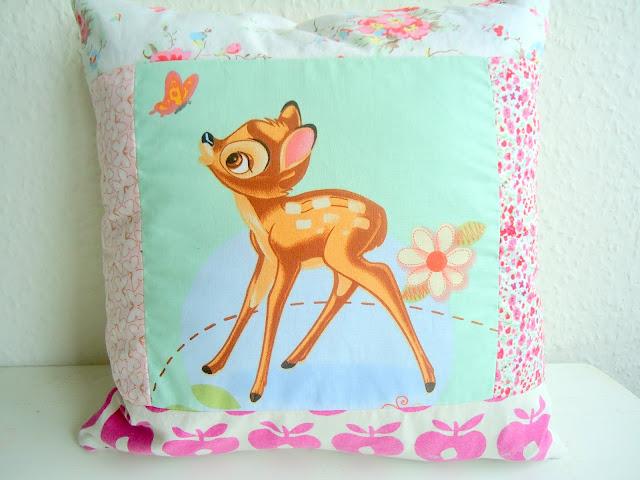 Bambi pude.