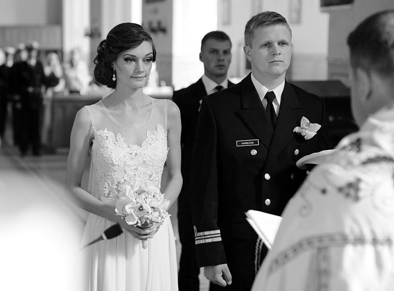 vestuvės Kvėdarnos Švč. Mergelės Marijos Nekaltojo Prasidėjimo bažnyčioje