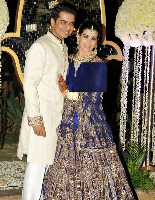 Neil malhotra wedding