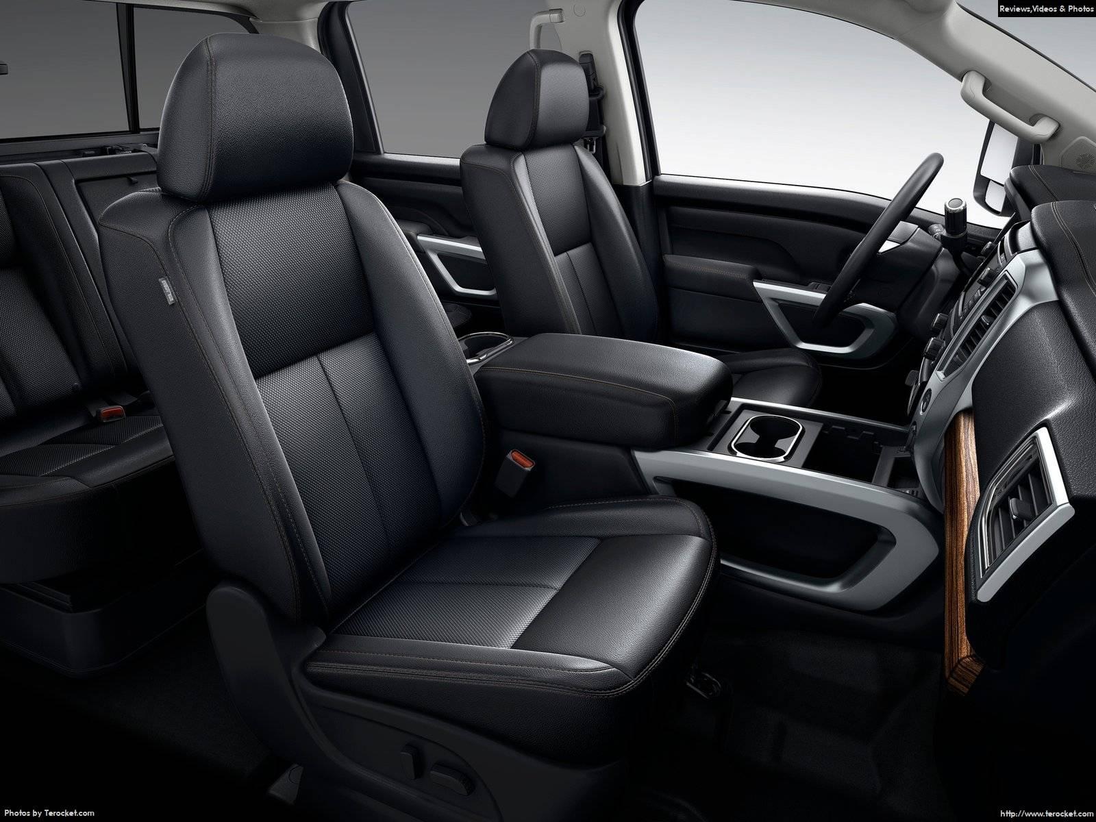 Hình ảnh xe ô tô Nissan Titan XD 2016 & nội ngoại thất