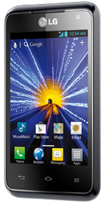 Cricket Releases LG Optimus Regard