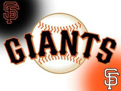 Giants baseball logo