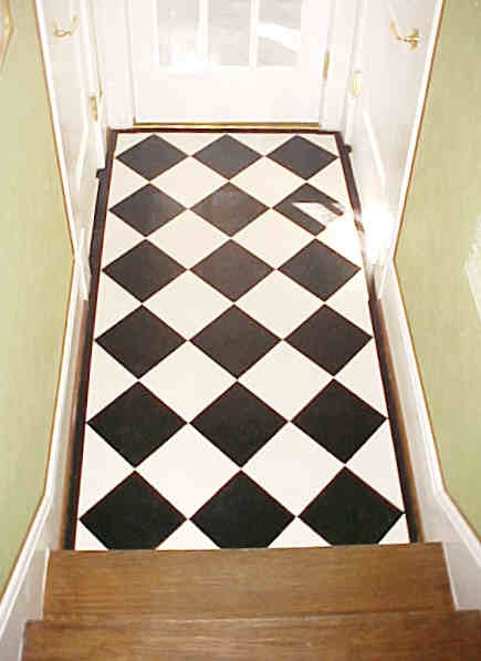 Decorating Diva Tips Anyone Can Learn How To Paint Hardwood Floors