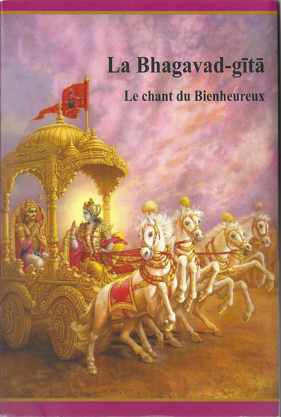a summary of bhagavad gita On his thinking were the bhagavad-gita and christ's sermon on the mount, both of which he read while in england in 1888-91 from the former, one of the greatest works of religious poetry in hinduism, gandhi.
