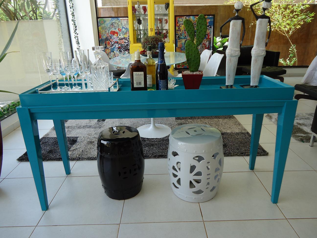 Aparador Sala De Jantar ~ SaritaÁvila Decoraç u00e3o Design de Interiores Ribeir u00e3o Preto Adorei tudo Design e Preço!