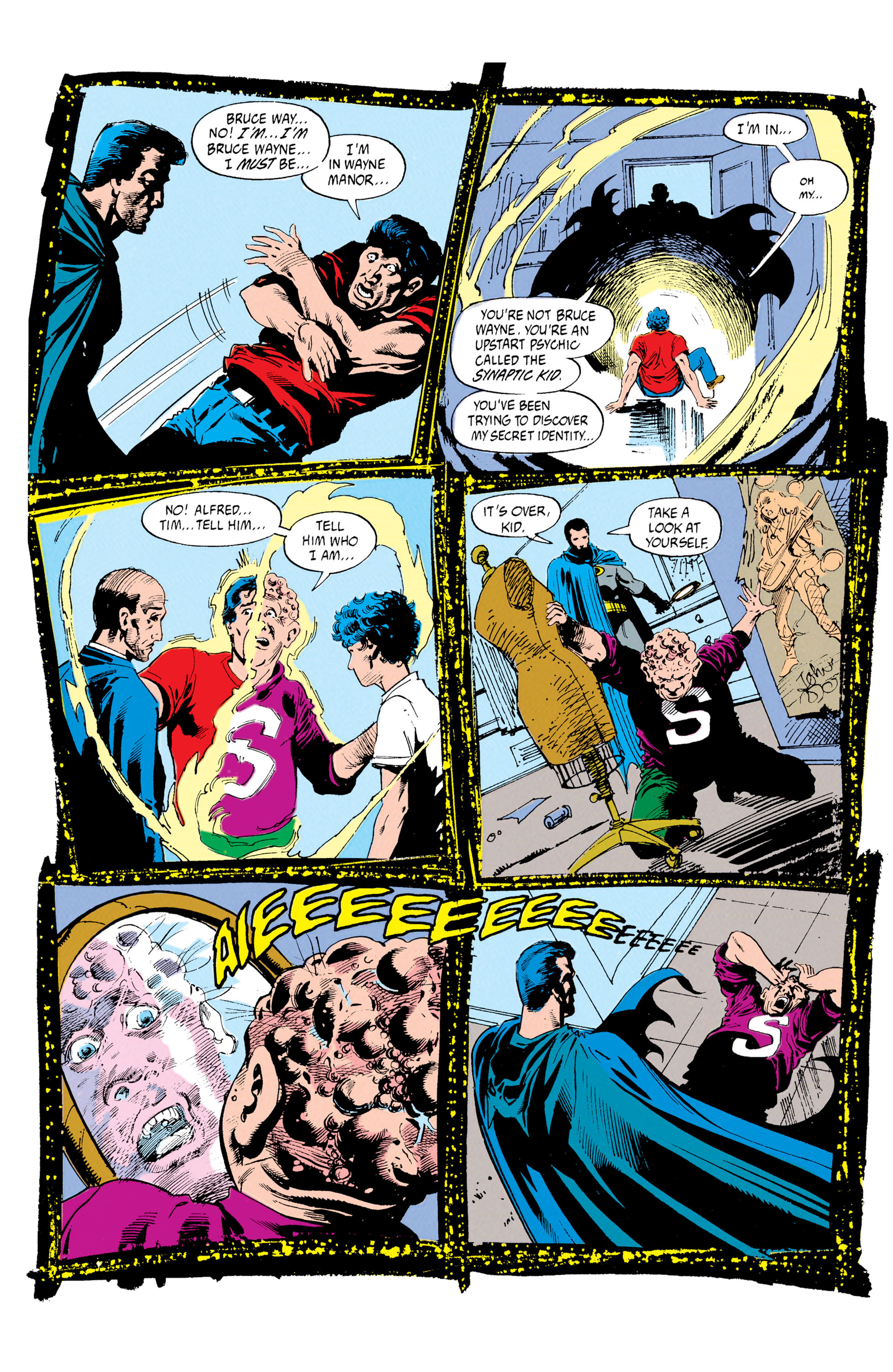 Detective Comics (1937) Issue #633 Page 21