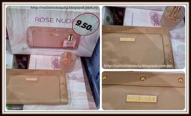 Set Rose Nude