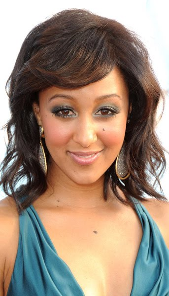 tia mowry wedding dress. hair Tia Mowry. Jane Krakowski tia mowry pregnant pictures. hairstyles